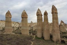 Goreme National Park at http://tripoutlook.com/?p=15023 as seen on Top 8 Places to Travel in Turkey  by TripOutlook.com #travel
