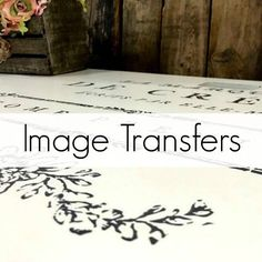 Just the Woods shares a complete guide to the easiest image transfers including examples of painted furniture with image transfers and where to buy them.