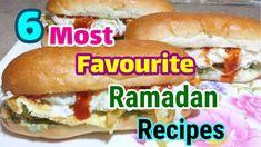 6 Most Favorite Ramadan Recipes Ramadan Special Recipes, Ramadan Recipes, Good Food, Yummy Food, Iftar, Most Favorite, Hot Dog Buns, Tasty, Make It Yourself
