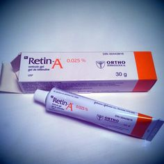 Why You Might Want To Use Retin-A. So many benefits in one little tube.