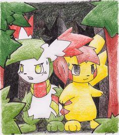 Dark Forest -RQ- by Yakalentos.deviantart.com on @deviantART