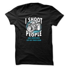 Photographer t shirt I shoot people T Shirts, Hoodies. Check price ==► https://www.sunfrog.com/Funny/I-shoot-people-52750779-Guys.html?41382 $22.5