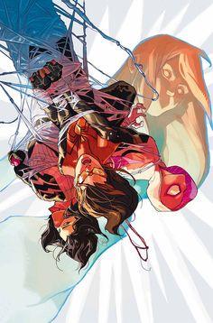 Yasmine Putri - Silk, Spider-Woman and Spider-Gwen