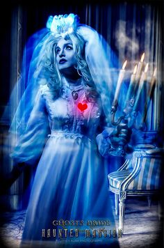 haunted mansion bride | Ghost Bride, Haunted Mansion Series by Topher Adam The Dark Noveler by ...