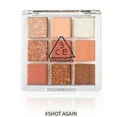 3ce Makeup, Makeup Set, Makeup Cosmetics, Beauty Makeup, Eye Palette, Eyeshadow Palette, Asian Makeup, Waterproof Eyeliner, Colour Pallete