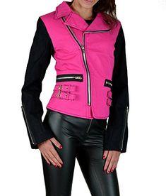 Tripp NYC Ring Moto Pink Black Punk Rockabilly Ska Gothic... https://www.amazon.com/dp/B075M6ZK1H/ref=cm_sw_r_pi_awdb_t1_x_VZfUAb8Q8B49R