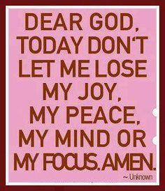In Jesus name, AMEN!