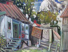 Marc-Aurèle Fortin (March 14, 1888 – March 2, 1970) was a Québécois painter.