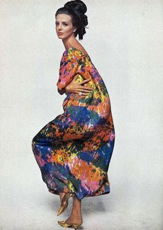 Italian top model Tilly Tizzani, 1963. Read more on my blog...