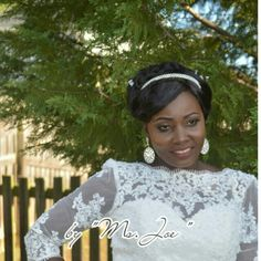 My latest Bride #Afromeric #AfroHairess