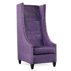 Found it at Wayfair - Saige Tall Wingback Chair