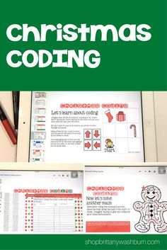 Digital Christmas Themed Coding Activities for your grades 2-5 students. These are fully digital and can be used through Google Slides or PowerPoint. Let your students learn about computer languages in a fun and engaging way. These activities are independent click and go lessons on binary, coding, and problem solving. Perfect for the ISTE standard Computational Thinking. They would even be great for your STEM time in class or your Maker Space during the Hour of Code!