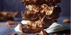 Havermoutrepen met cacao, amandelen en cranberry's – Boodschappen