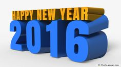 Happy New Year 2016 | Happy New Year 2016 HD Wallpapers, Unmatched Designs • Elsoar