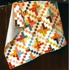 """On a """"Jelly"""" Roll Quilt Pattern  By Cheryl Brickey  for Meadow Mist Designs"""