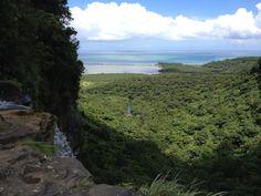 Iriomote island in japan