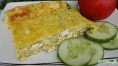 Cukkinis sajtos - FittKonyha