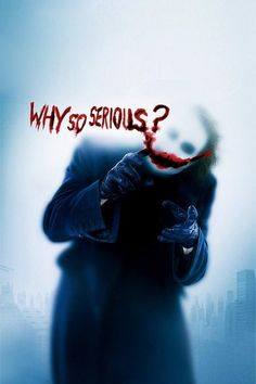 Joker - Why So Serious?