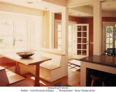 breakfast nook - Yahoo Image Search Results