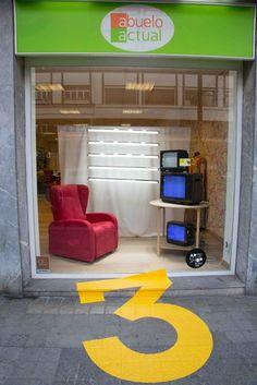 Arteshop 2013: obras de arte en los comercios CiB (I) #arteshop #art #store #arte #tienda