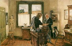 David Armstrong - The Country Doctor