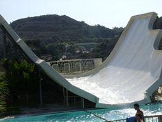 #Half-Pipe #Waterpark #Faliraki pinned from http://www.rhodos.info/infos/sehenswuerdigkeiten/waterpark-faliraki.html