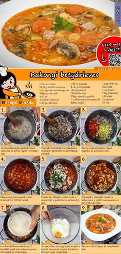 Räubersuppe Rezept mit Video – Suppen Rezepte/ Hauptgerichte Rezepte Source by The post Räubersuppe Soup Recipes, Cooking Recipes, Healthy Recipes, Dishes Recipes, Healthy Soup, Quick Meals, No Cook Meals, Food Dishes, Main Dishes