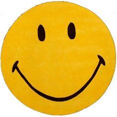 Tapis SMILEY D. 140 SMILEY ©