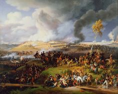 Louis-Francois Lejeune - Battle of Borodino 1812