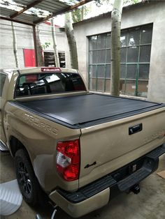 retractable Tonneau cover for Tundra TRD