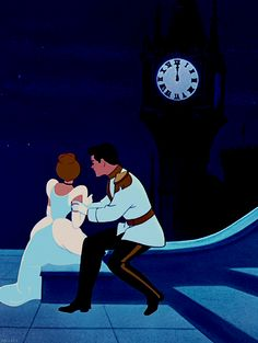 Cinderella and the Ghost of Hamlet senior actually have a lot more in common… Walt Disney, Cinderella Disney, Disney Couples, Cute Disney, Disney Pixar, Disney Princess, Disney Characters, Disney Animation, Animation Film