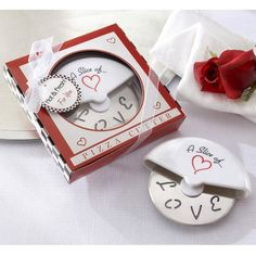 Slice of Love Pizza Cutter @Sarah Martin at Target