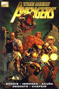 Midtown Comics' 05/01/15 #Deal of the Day: New #Avengers By Brian Michael Bendis Vol 2 HC for 30% OFF!