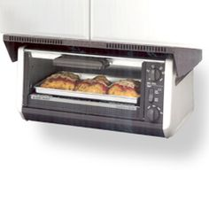 There are a lot of under cabinet toaster oven and under counter ...