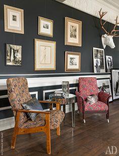 Трехкомнатная квартира на Беговой | AD Magazine