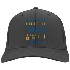 BORN TO WIN! Personalized Twill Cap – WAM Shopping