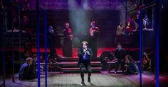 Spring Awakening. Ma - Spring Awakening. Marriott Theatre. Scenic design by Thomas M. Ryan. Lighting by Lee Fiskness. --- #Theaterkompass #Theater #Theatre #Schauspiel #Tanztheater #Ballett #Oper #Musiktheater #Bühnenbau #Bühnenbild #Scénographie #Bühne #Stage #Set