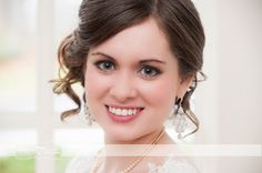 Wedding Makeup:  The Blushing and Edgy Appeal