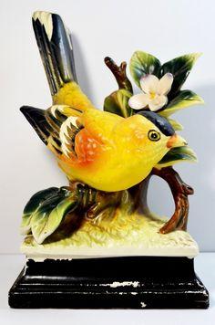Norcrest Vintage Figurine of  Bird