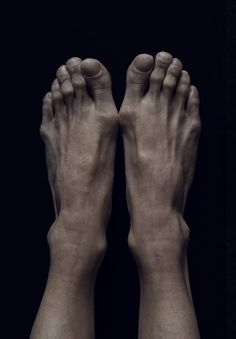 Ballet feet - Paul Burch -- Add a bruised toenail and a blister or two, and you've got it!