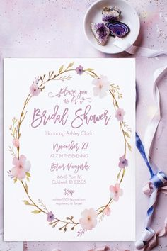 c4f5220f497 13 Bridal Shower Templates That You Won t Believe Are Free in 2019 ...