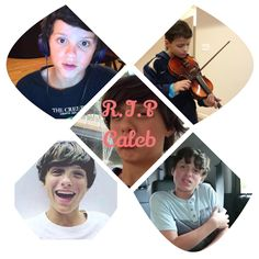 13-year old Caleb Logan died suddenly Thursday night. R.I.P Caleb Please repin... For Caleb