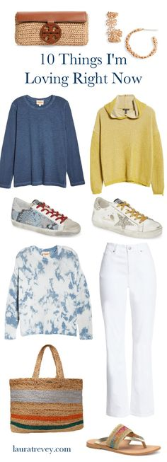 10 Trend Forward Picks | Laura Trevey For Spring