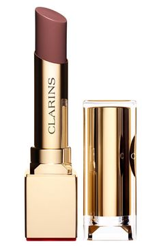 Clarins 'Rouge Eclat' Lipstick available at #Nordstrom in nude rose or sweet rose
