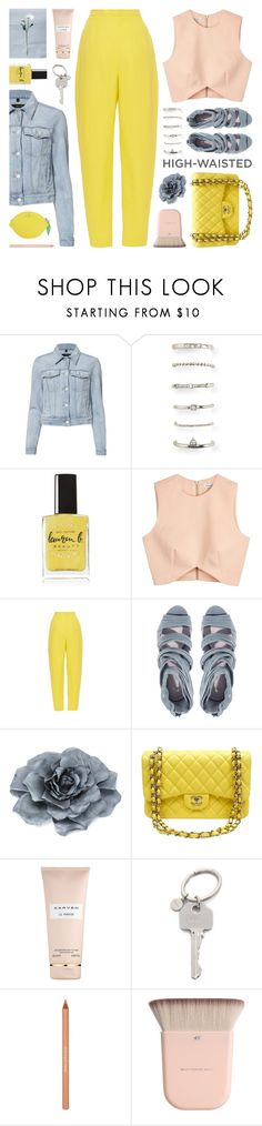 """""""join our  new contest  (view description)"""" by jesuisunlapin ❤ liked on Polyvore featuring J Brand, Aéropostale, Lauren B. Beauty, Finders Keepers, Delpozo, ASOS, Monsoon, Chanel, Carven and Paul Smith"""