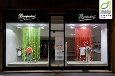Bonpoint Windows 2015 Spring, Paris – France » Retail Design Blog