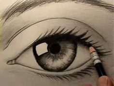 Drawing: Eyes