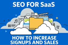 If you are in charge of a SaaS website, then you know how important SEO is to your growth strategy. Read how to increase signups and sales to your SaaS site Service Learning, Competitor Analysis, A Team, Internet Marketing, Seo, Software, Projects, Awesome, Amazing