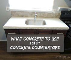 #concrete #countertops #Stone