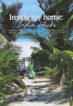 indiahicks.com  #Bahamas #Ambassador @indiahicks #beachhouse